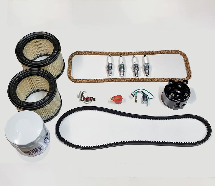 MG MGB// MGB GT 45D Plug lead Set GHT184
